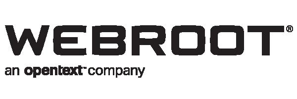 Webroot Opentext Large Color Logo